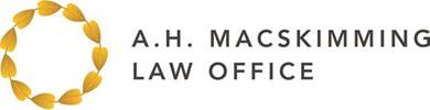 A.H. MacSkimming Law Office logo